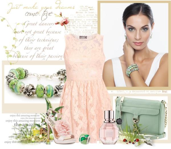 """Amore & Baci Spring inspiration"" by amoreebaciworld on Polyvore"