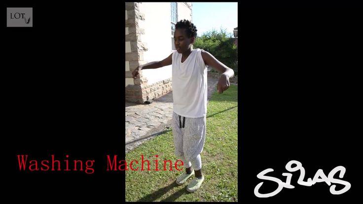Jamming with Silas Ep 2 - Washing Machine
