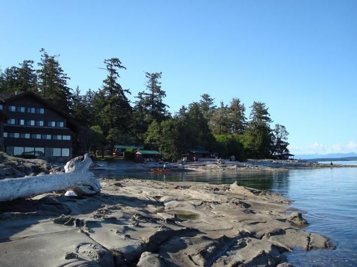 Lodge Vancouver Island Pet Friendly