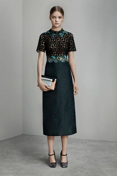 Mary Katrantzou Pre Fall 2015 | Look 9