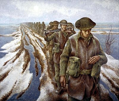 Alex Colville ... from the Canadian War Museum