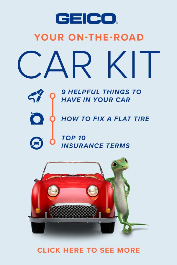 Here S Your Expert Guide From Geico About Important Things Car