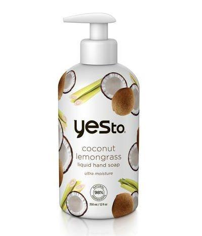 Yes to Coconut Lemongrass Liquid Hand Soap
