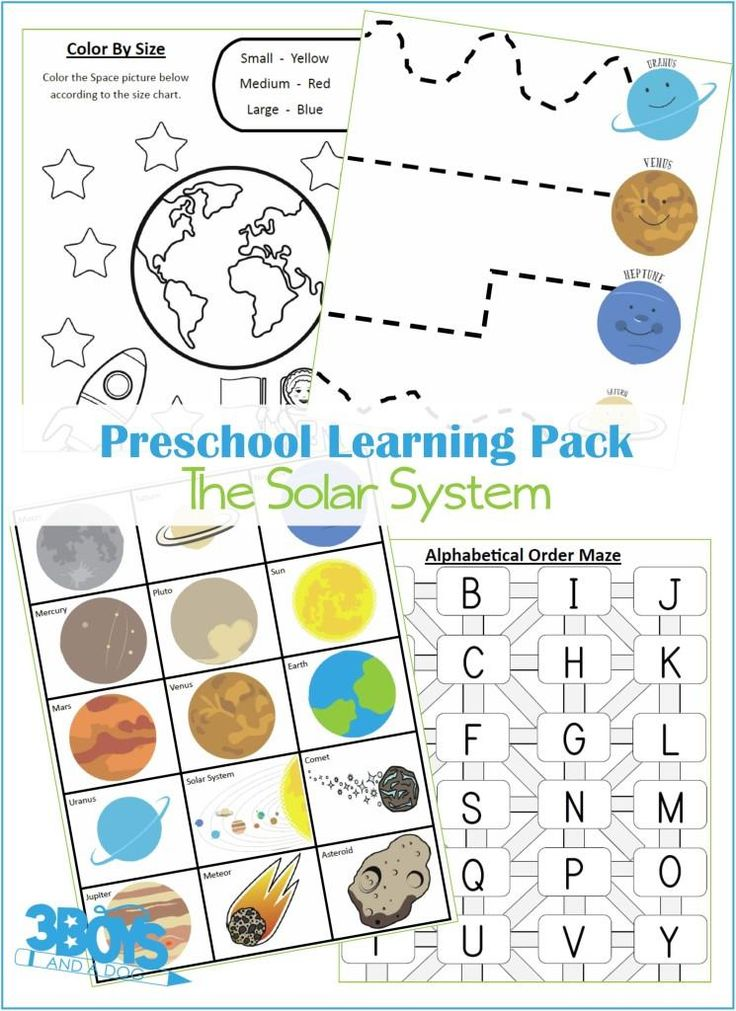 solar system learning - photo #43
