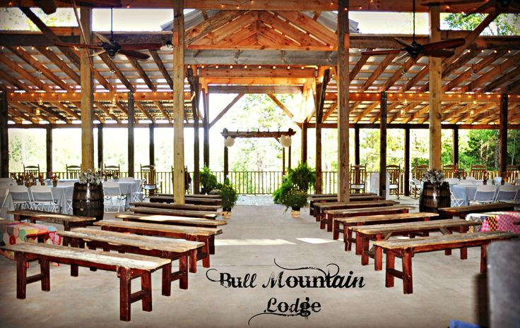 Bull Mountain Lodge Dahlonega Ga Weddings Parties Corporate Events North Georgia Event Planning S And Pinterest