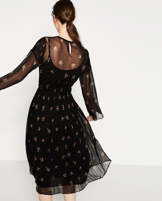 Image 4 of LONG DRESS from Zara