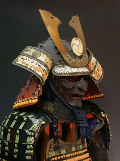 Japanska - Samurai Armour