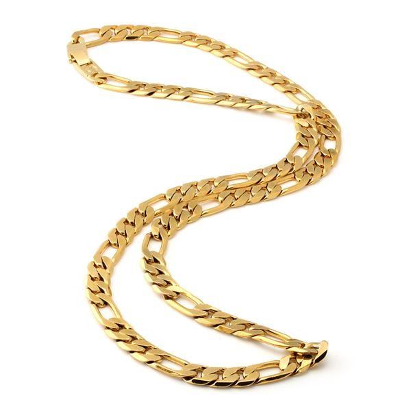 Chains For Men Figaro Chain 18k Gold Figaro Chain Sterling Silver Figaro Chain White Gold Figaro Chain His Chains For Men Gold Chains For Men Gold Chain Design