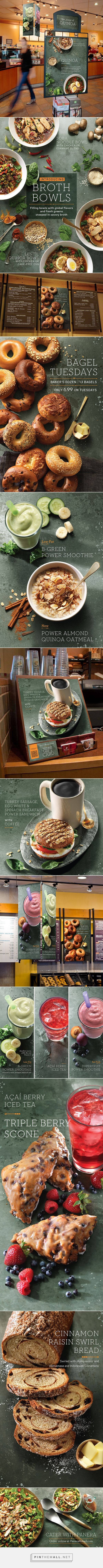 New Year at Panera on Behance - created via https://pinthemall.net
