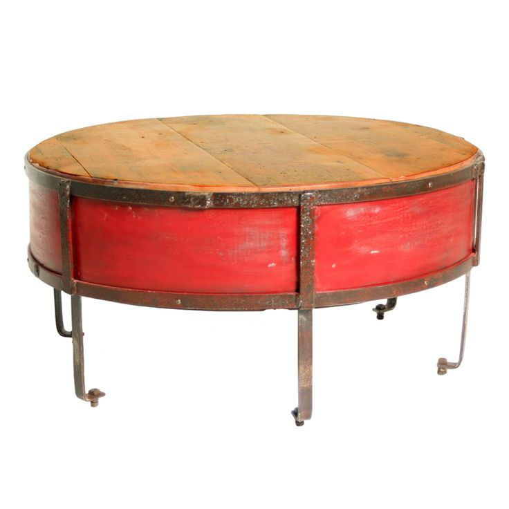 Vintage Casual Coffee Tables: Best 25+ Red Coffee Tables Ideas On Pinterest