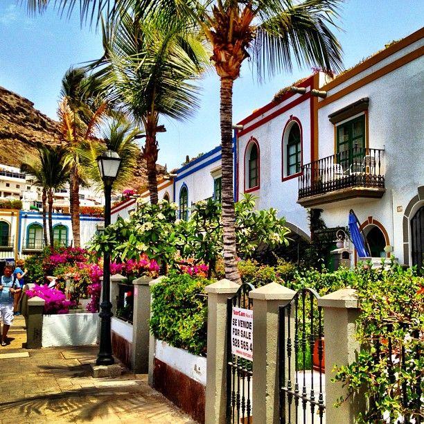 Puerto de Mogán. Islas Canarias. Spain.