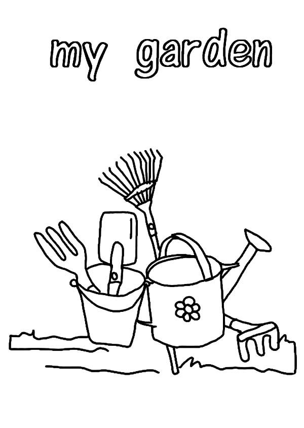 Garden Tools Coloring Pages Free Coloring Pages Coloring Pages Dr Seuss Coloring Pages