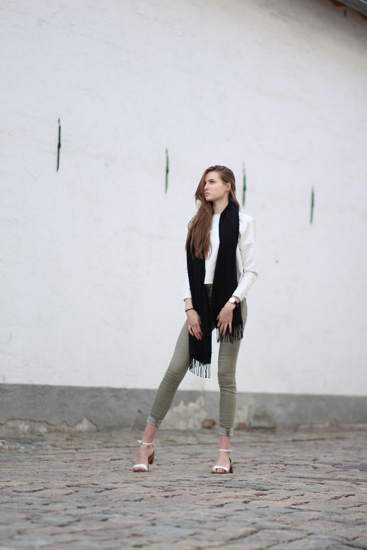 Fashion and style / positure