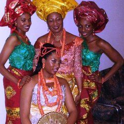 Attire Meaning Traditional Marriage The Urhobo Way