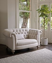 Chesterfield Love Seat