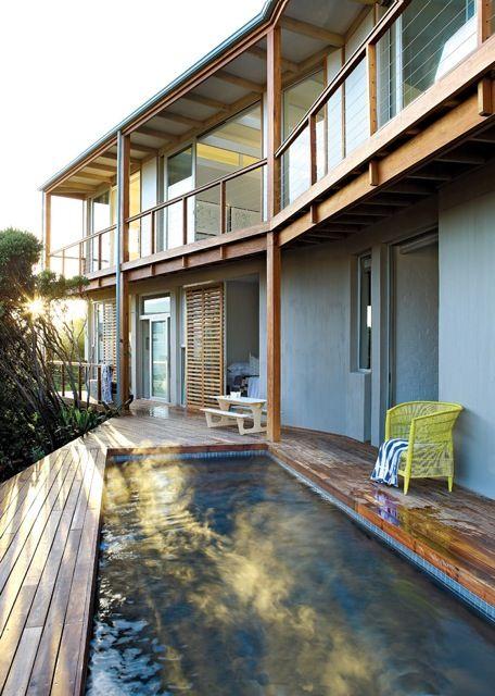 Beach house pool, South Africa, Beattyvermeiren architects
