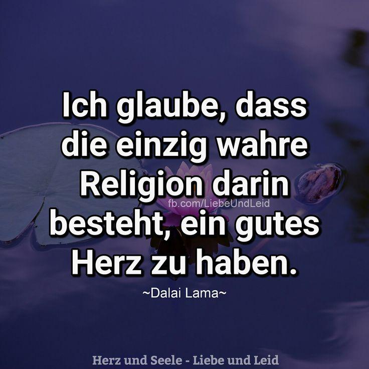 Ich glaube, dass die einzig wahre Religion…  Besucht uns auch auf —> www.her…