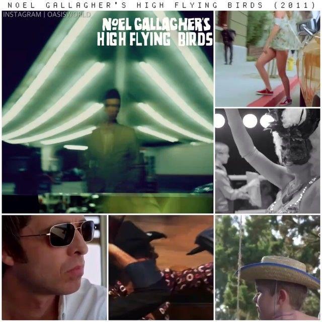 On 17.10.2011 #NoelGallagher released his debut album 'Noel Gallagher's High Flying Birds'. | #NoelGallaghersHFB, #owvideo.