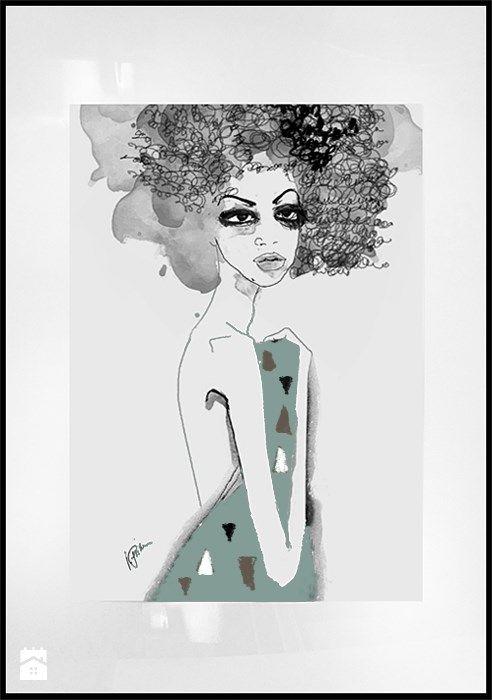 obraz do kupienia na www.iwonabilska.pl - zdjęcie od Iwona Bilska 2 - Salon - Styl Nowoczesny - Iwona Bilska 2