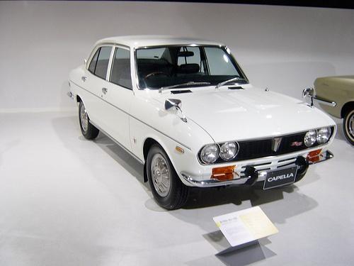 Mazda Capella RE