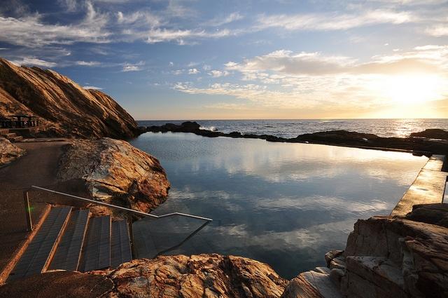 Bermagui Blue Pool, New South Wales