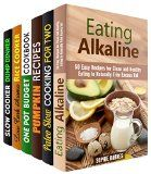 Eating Green Box Set (6 in 1): Over 150 Recipes for Clean Eating to Lose Weight …