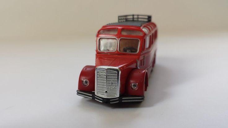 Buss på Tradera.com - Modellbilar - Leksaksbilar och samlarbilar.