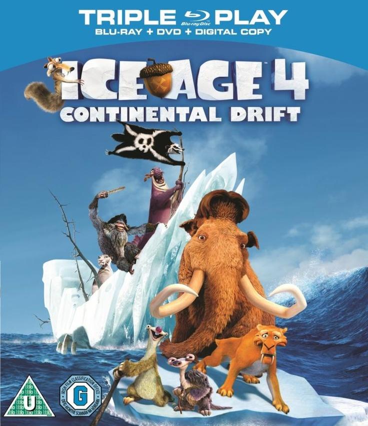 Ice Age 4 DVD - HMV