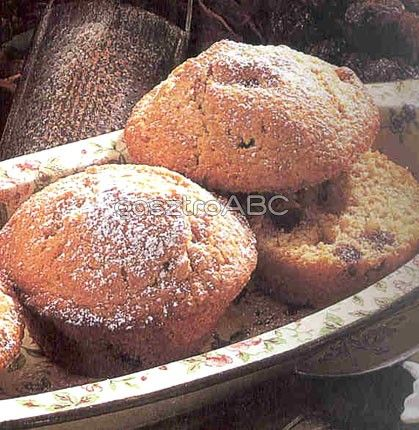 Mazsolás muffin | Receptek | gasztroABC