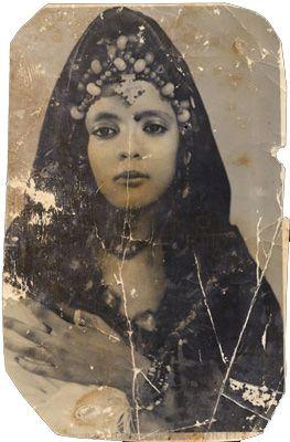 Tuareg Woman - so beautiful