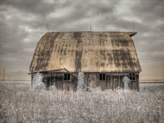 Barn photography Barn photo Rustic Barn by FengShuiPhotography