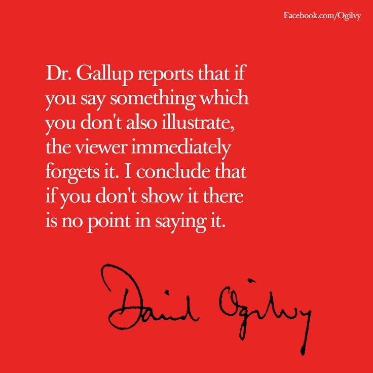 1000+ Images About David Ogilvy Quotes On Pinterest