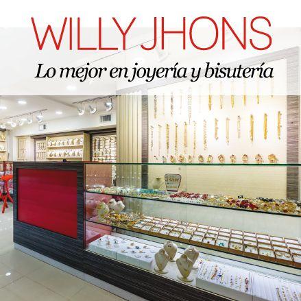 WILLY JHONS, Lo mejor en joyería y bisutería http://www.pinterest.com/inkomoda/recomendados-inkomoda/