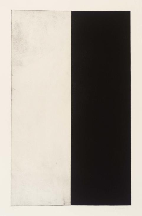 Brice Marden '[no title]', 1971 © ARS, NY and DACS, London 2015