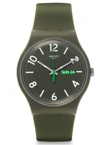 SWATCH Backup Green http://kloxx.gr/brands/swatch-1/swatch-backup-green-rubber-strap-suog706