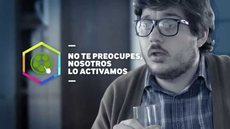 Samsung Smart TV con Panel Fútbol - Aprende a hablar el idioma del fútbol