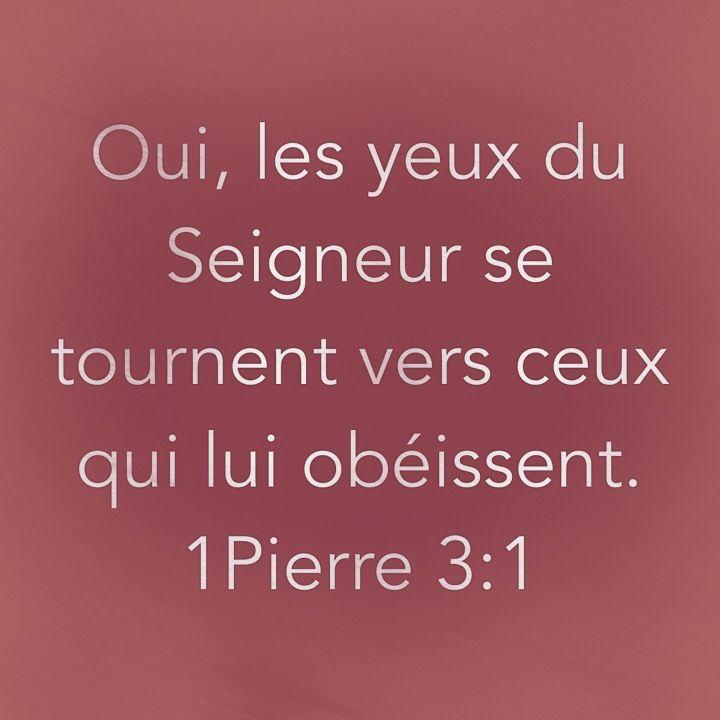 1 Pierre 3 :  1