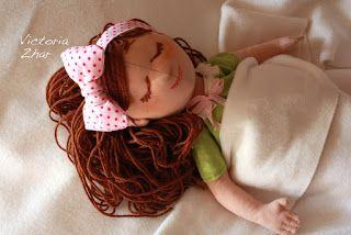 Soul Crafts: Спящая Красавица и ее шоколадный заяц
