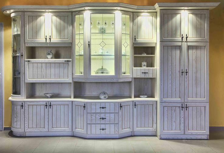 butor-tömörfa-szekrénysor-klasszikus