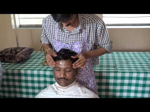 シロアビヤンガ…アーユルヴェーダ伝統のヘッドマッサージ | ヘナ遊で手作りヘアケア!ハーブシャンプー白髪染め