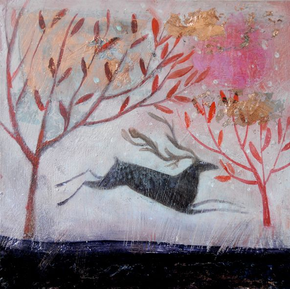 Catherine Hyde - The Cranberry Dawn