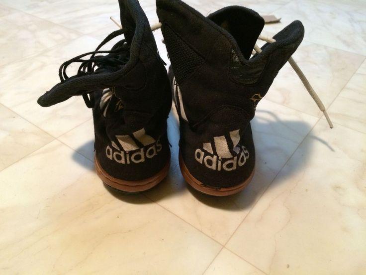 RARE Adidas ADISTAR Kendall Cross OG Wrestling Shoes Size 11 | eBay