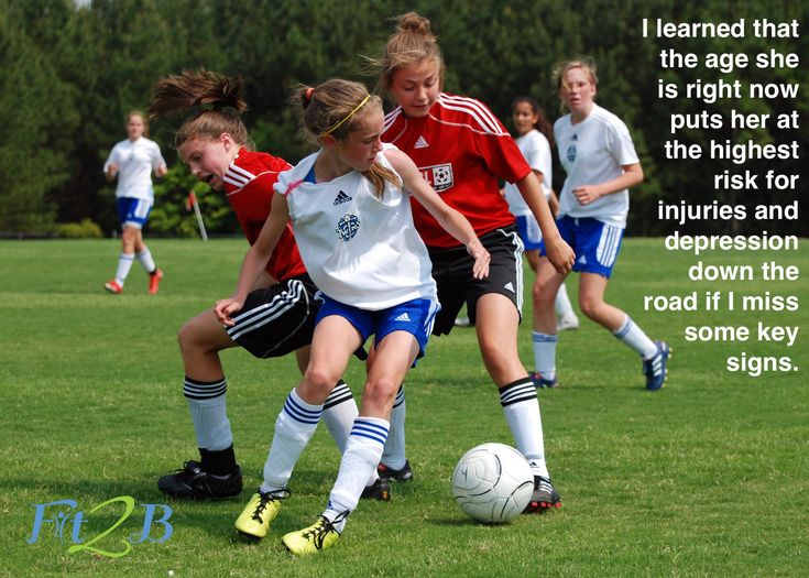 If You're Raising a Young Female Athlete, You Need to Know This! | Fit2B Studio