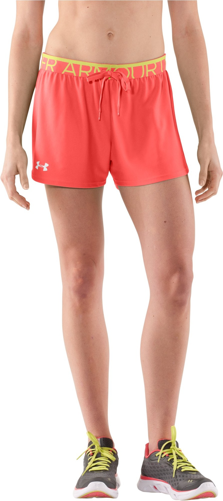 Under Armour Women's UA Play Up Shorts