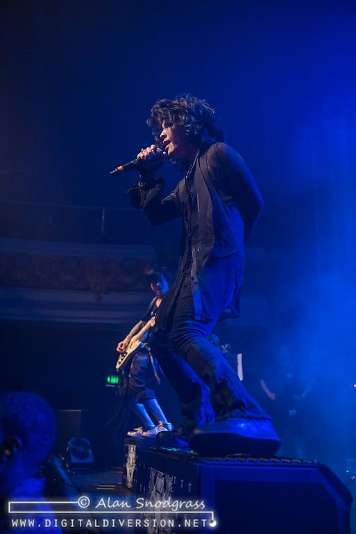 4/8/2015 The Modern Vintage Tour: SIXX:A.M. w/ VAMPS @Regency Ballroom #VAMPS #HYDE #ModernVintage #VAMPS_USAtour #2015
