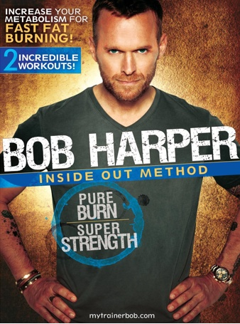 Bob Harper workout dvds: I highly recommend them! They kick yo butt, then a swift 30 min run afterwards
