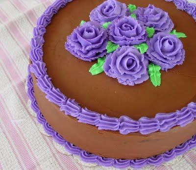 Wilton Cake Decorating Ideas Birthday : 68 best images about Wilton Method - Course 1 on Pinterest ...