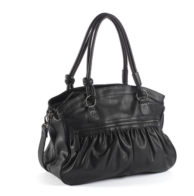 GAIDA black - changing bag  Arrives in shops mid-September