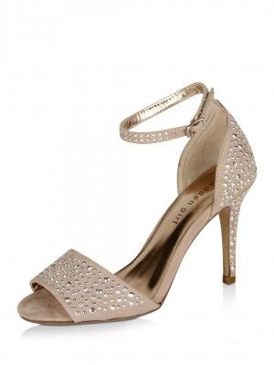 STEVE MADDEN Stargazer Diamante Sandals