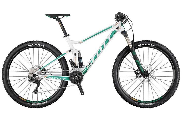 Mountain Bike Editors' Choice Winners-Scott Contessa Spark